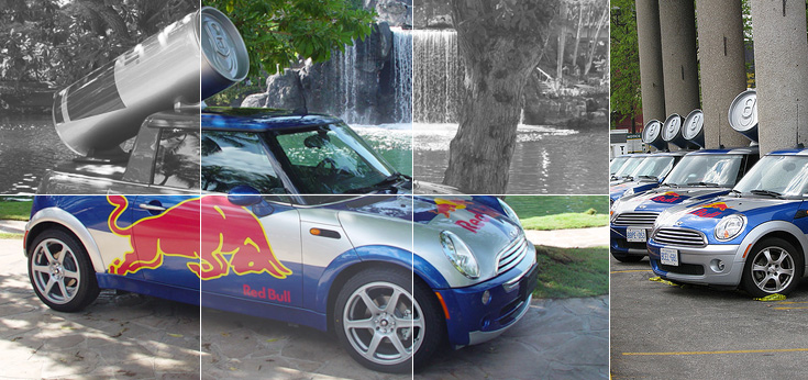 Red Bull Mini Cooper Promotional Amp Marketing Vehicles