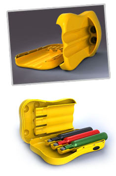 product design, rapid prototyping CAD Model