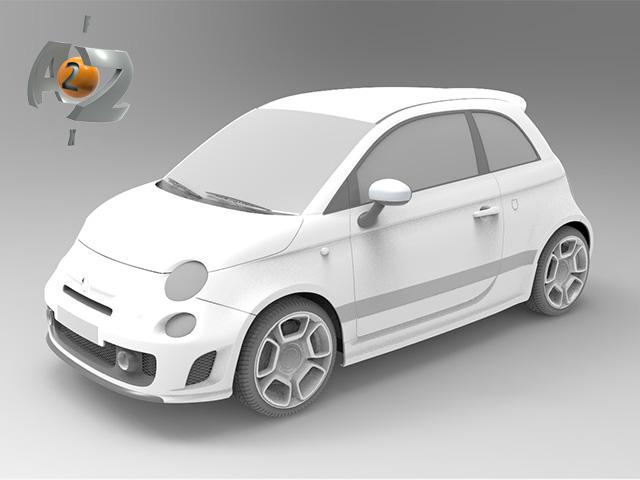 Naked Fiat screenshot